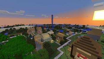 The Village : Free Minecraft World