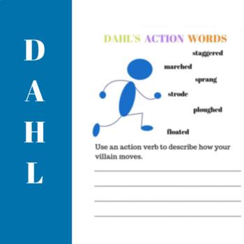The Villains of Roald Dahl