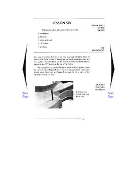The Violin: A Workbook