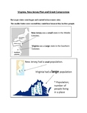 The Virginia Plan, New Jersey Plan and The Great Compromise