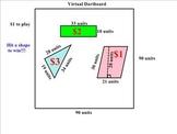 The Virtual Dartboard: A  SMARTboard Lesson in Geometric P