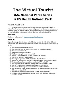 The Virtual Tourist: Denali National Park
