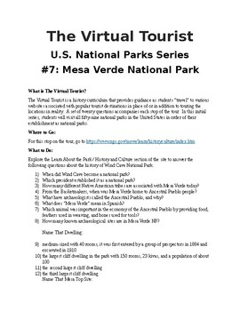 The Virtual Tourist: Mesa Verde National Park
