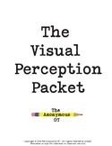 The Visual Perception Packet