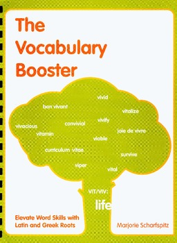 The Vocabulary Booster (Sample)