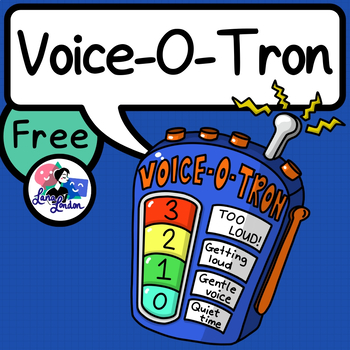 The Voice-O-Tron: A Voice and Volume Meter