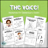 The Voice! Resources for Elementary Choirs