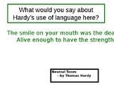 The Voice - Thomas Hardy