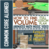 VOLUME Worksheets ★ Volume Activities ★ Volume Game ★ Volu