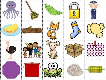 The Vowel House! *Interactive Short Vowel ID Center* ~100 Cards PLUS Printables