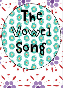 The Vowel Song