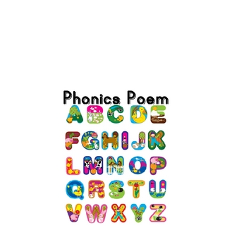 Vowel Song and Phonics Poem A - Z