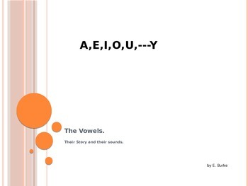 The Vowels