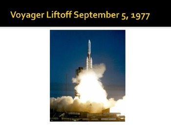 The Voyager Mission