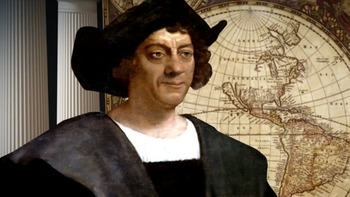 The Voyages of Christopher Columbus worksheet