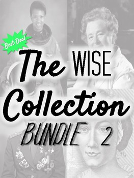 The WISE Collection (Women in Science & Engineering) BUNDLE 2 - Great Deal!