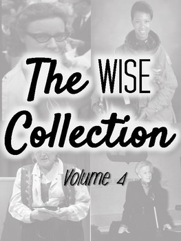 The WISE Collection (Women in Science & Engineering) Posters Vol. 4