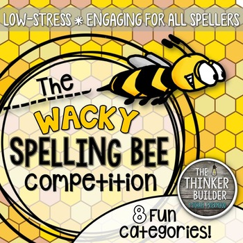 "The ""Wacky Spelling Bee"" Competition"