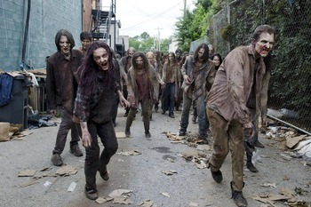The Walking Dead: The New World Order