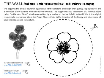 The Wall by Eve Bunting Differentiated Interactive Notebook Reading Activities
