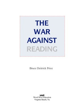 The War Against Reading