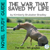 The War That Saved My Life Novel Study Guide