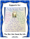 The War That Saved My Life - Novel Study Guide with Signpo