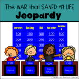 The War That Saved My Life by Kimberly Brubaker Bradley Jeopardy