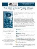 The War Within These Walls (Aline Sax/Caryl Strzelecki) Di