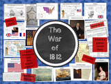 The War of 1812 Notebook, Bulletin Board Set & More