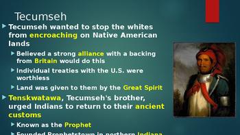 The War of 1812 Part 1