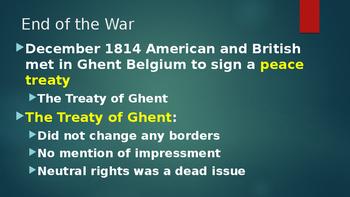 The War of 1812 Part 2
