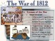 The War of 1812 PowerPoint with Pictures, Vocabulary