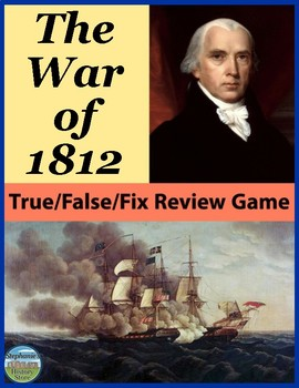 The War of 1812 Review Game