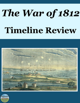 The War of 1812 Timeline Review