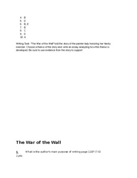 The War of The Wall