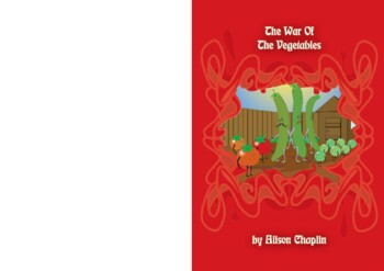 Drama Play Script, The War of the Vegetables, (Living Together) Grades 1-5