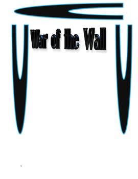 The War of the Wall by Toni Cade Bambara - story worksheets, quiz and ans keys