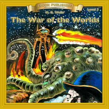 The War of the Worlds 10 Chapter Audiobook
