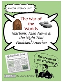 The War of the Worlds: Martians, Fake News & the Night tha