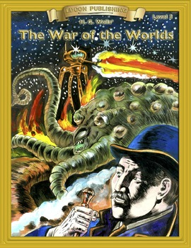 The War of theWorlds RL3-4 ePub with Audio Narration
