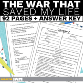 The War that Saved My Life Chapter Summary and Questions