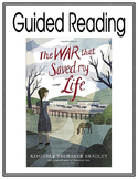 The War that Saved My Life - Guided Reading