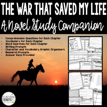 The War that Saved My Life - Novel Companion