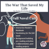 The War that Saved My Life by Kimberly Brubaker Bradley Fu