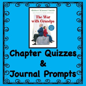 The War with Grandpa Chapter Quizzes