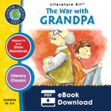 The War with Grandpa - Literature Kit Gr. 3-4