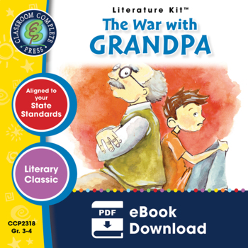 The War with Grandpa Gr. 3-4