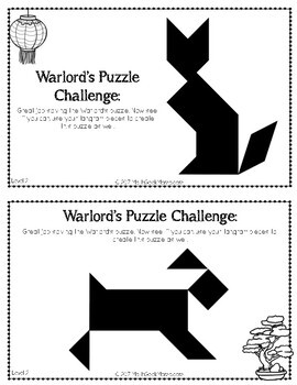 The Warlord's Series Bundle {The Warlord's Puzzle/Beads/etc.}
