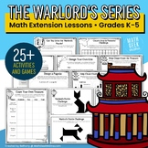 The Warlord's Series Math Collection {The Warlord's Puzzle/Beads/etc.}